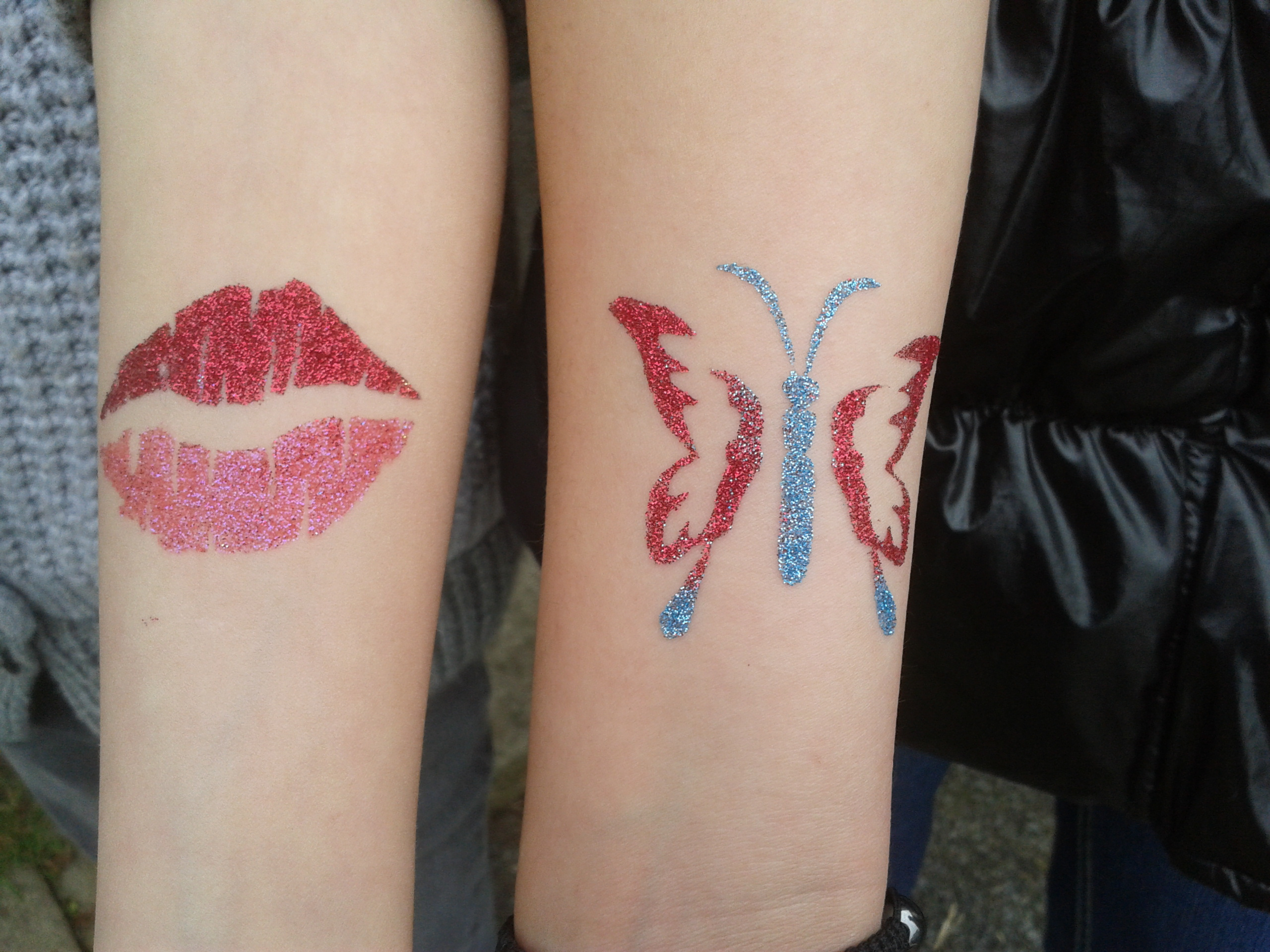 Tatouages éphémères enfants